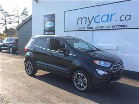 2019 Ford EcoSport Titanium (Stk: 201061) in North Bay - Image 1 of 22