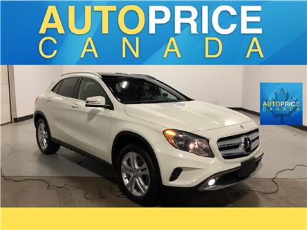 2017 Mercedes-Benz GLA 250 Base (Stk: H2133) in Mississauga - Image 1 of 25