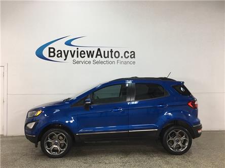 2018 Ford EcoSport SES (Stk: 37270R) in Belleville - Image 1 of 30