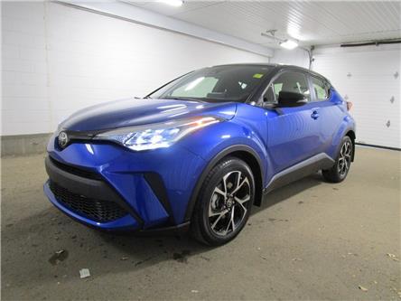2021 Toyota C-HR XLE Premium (Stk: 213040) in Regina - Image 1 of 26