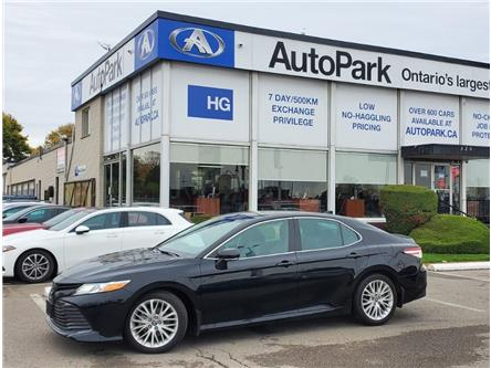 2019 Toyota Camry XLE (Stk: 19-87696MB) in Brampton - Image 1 of 22