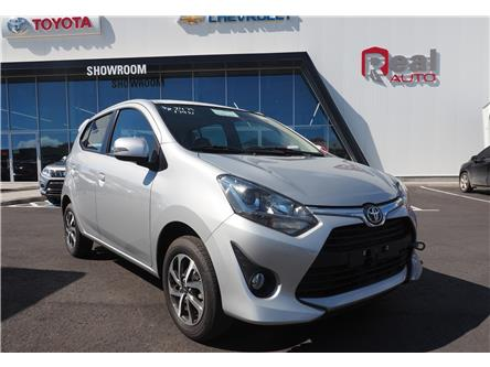 2020 Toyota AGYA 5DR HB (Stk: 17640) in Philipsburg - Image 1 of 4