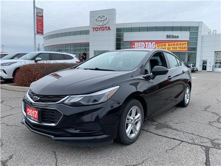 2017 Chevrolet Cruze LT Auto (Stk: 261232) in Milton - Image 1 of 12