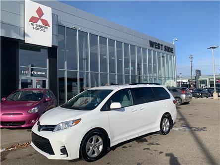 2019 Toyota Sienna LE 8-Passenger (Stk: BM3944) in Edmonton - Image 1 of 27