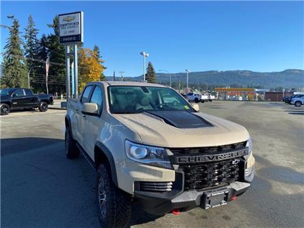 2021 Chevrolet Colorado ZR2 (Stk: 21T13) in Port Alberni - Image 1 of 22