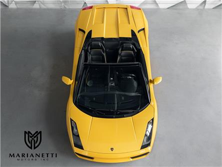 2007 Lamborghini Gallardo Spyder  (Stk: ) in Woodbridge - Image 1 of 48