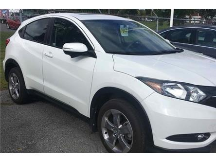 2018 Honda HR-V EX (Stk: 7944) in Morrisburg - Image 1 of 2