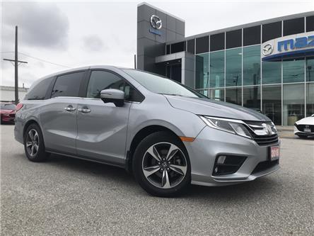 2018 Honda Odyssey EX (Stk: UM2477) in Chatham - Image 1 of 24