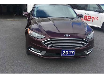2017 Ford Fusion SE (Stk: 7950A) in Morrisburg - Image 1 of 4