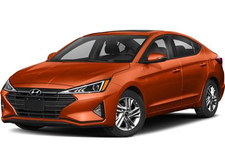 2020 Hyundai Elantra Preferred (Stk: U2980) in Saint John - Image 1 of 6