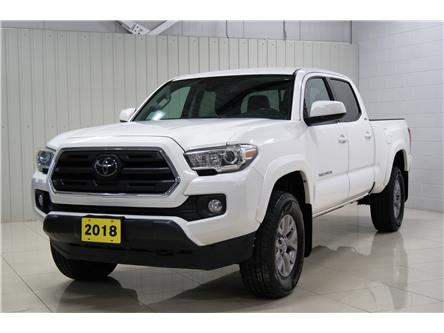 2018 Toyota Tacoma SR5 (Stk: P6076) in Sault Ste. Marie - Image 1 of 15