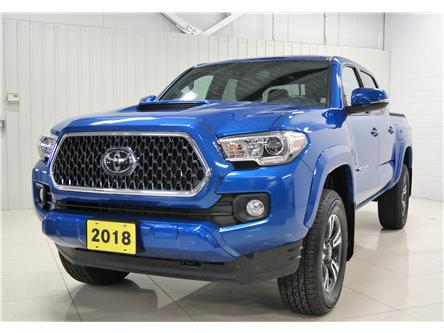 2018 Toyota Tacoma TRD Sport (Stk: P6077) in Sault Ste. Marie - Image 1 of 15