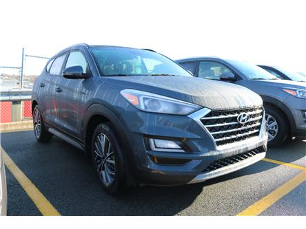 2021 Hyundai Tucson Luxury (Stk: 17080) in Saint John - Image 1 of 4