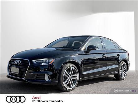 2018 Audi A3 2.0T Progressiv (Stk: P8372) in Toronto - Image 1 of 24
