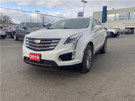 2019 Cadillac XT5 Luxury (Stk: 8776) in Thunder Bay - Image 1 of 20