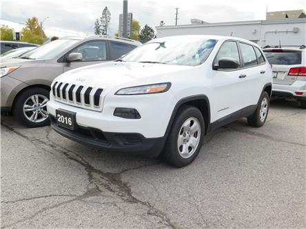 2016 Jeep Cherokee Sport (Stk: 96025) in St. Thomas - Image 1 of 21