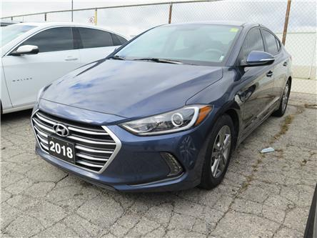 2018 Hyundai Elantra GL (Stk: 96033) in St. Thomas - Image 1 of 13