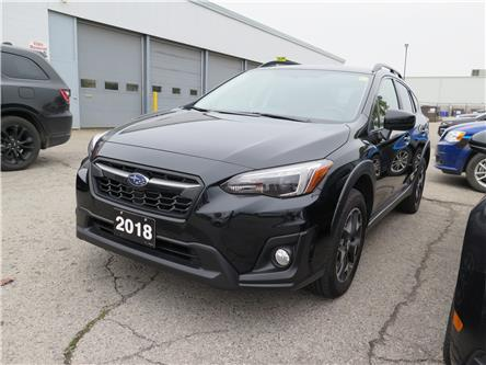 2018 Subaru Crosstrek Sport (Stk: 96036) in St. Thomas - Image 1 of 18