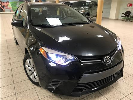 2016 Toyota Corolla S (Stk: 210153A) in Calgary - Image 1 of 11