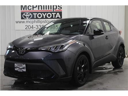 2021 Toyota C-HR XLE Premium (Stk: 1094670) in Winnipeg - Image 1 of 20