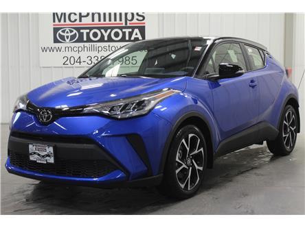 2021 Toyota C-HR XLE Premium (Stk: 1096275) in Winnipeg - Image 1 of 20