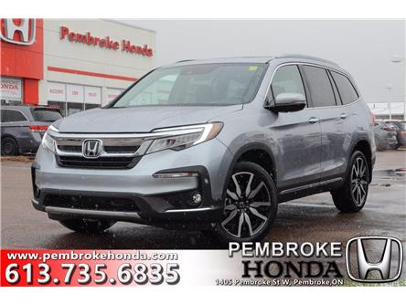 2021 Honda Pilot Touring 8P (Stk: 21008) in Pembroke - Image 1 of 30