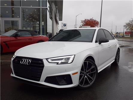 2019 Audi S4 3.0T Progressiv (Stk: 14054A) in Gloucester - Image 1 of 28