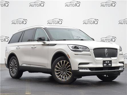 2020 Lincoln Aviator Reserve (Stk: AC021) in Waterloo - Image 1 of 15