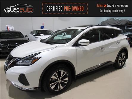 2019 Nissan Murano SV (Stk: NP2663) in Vaughan - Image 1 of 29