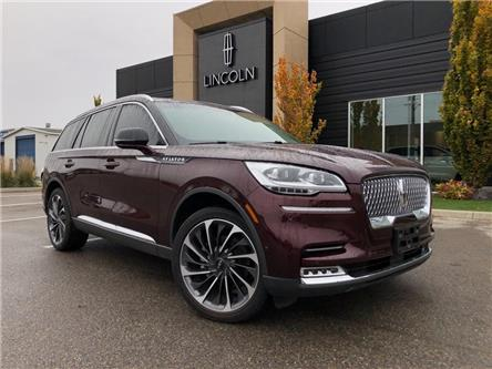 2020 Lincoln Aviator Reserve (Stk: VAV18945) in Chatham - Image 1 of 16