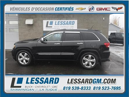 2012 Jeep Grand Cherokee Overland (Stk: 20-557AS) in Shawinigan - Image 1 of 24