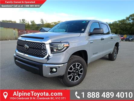 2021 Toyota Tundra SR5 TRD Off-Road (Stk: X960535) in Cranbrook - Image 1 of 24