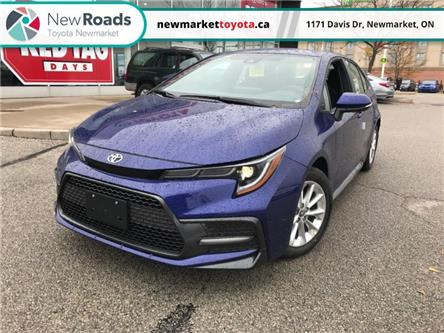 2021 Toyota Corolla SE (Stk: 35773) in Newmarket - Image 1 of 21