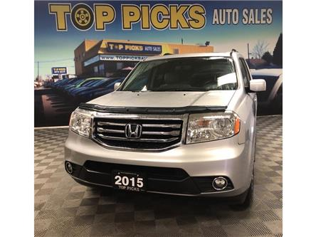 2015 Honda Pilot EX-L (Stk: 023386) in NORTH BAY - Image 1 of 29