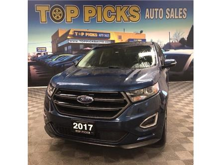 2017 Ford Edge Sport (Stk: C23803) in NORTH BAY - Image 1 of 27