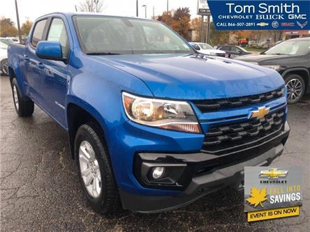 2021 Chevrolet Colorado LT (Stk: 210035) in Midland - Image 1 of 9
