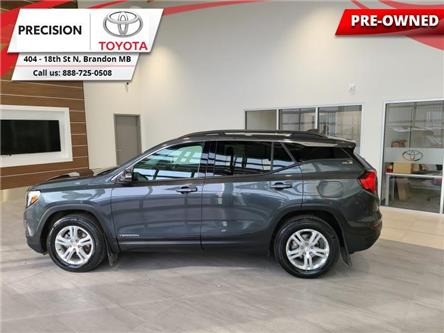 2018 GMC Terrain SLE (Stk: 183681) in Brandon - Image 1 of 29