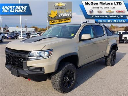 2021 Chevrolet Colorado ZR2 (Stk: 136538) in Goderich - Image 1 of 13