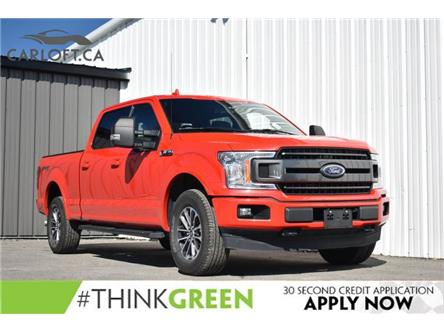 2018 Ford F-150 XLT (Stk: UCP2161) in Kingston - Image 1 of 28