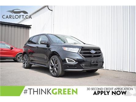 2018 Ford Edge Sport (Stk: NCP1939A) in Kingston - Image 1 of 32