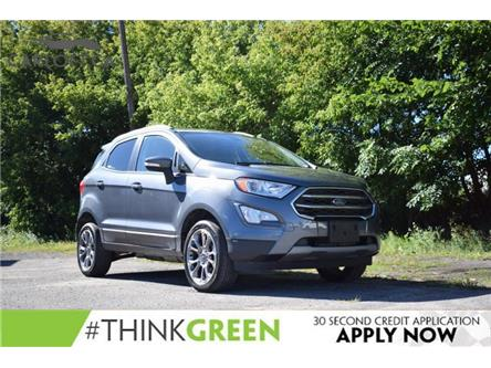 2019 Ford EcoSport Titanium (Stk: B6257) in Kingston - Image 1 of 24