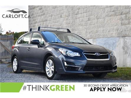 2016 Subaru Impreza 2.0i Touring Package (Stk: B6411) in Kingston - Image 1 of 25