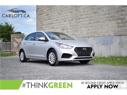 2020 Hyundai Accent Preferred (Stk: B5900) in Kingston - Image 1 of 28