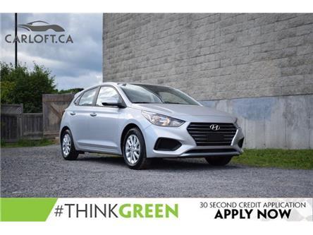 2020 Hyundai Accent Preferred (Stk: B6110) in Kingston - Image 1 of 24