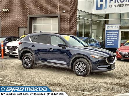 2019 Mazda CX-5 GX (Stk: 30164A) in East York - Image 1 of 28