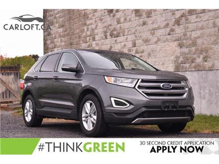 2018 Ford Edge SEL (Stk: B6437) in Kingston - Image 1 of 28