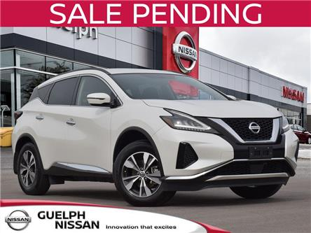2019 Nissan Murano S (Stk: N20284) in Guelph - Image 1 of 23