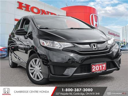 2017 Honda Fit LX (Stk: 21114A) in Cambridge - Image 1 of 25