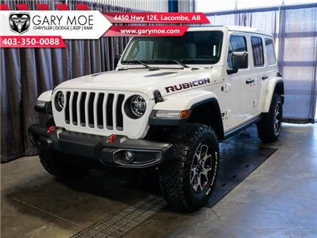 2020 Jeep Wrangler Unlimited Rubicon (Stk: F202543) in Lacombe - Image 1 of 23