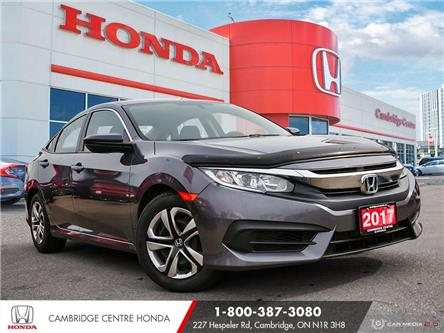 2017 Honda Civic DX (Stk: 20996A) in Cambridge - Image 1 of 27